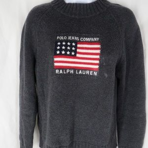 Polo Jeans Co. Ralph Lauren Womens Size L Sweater